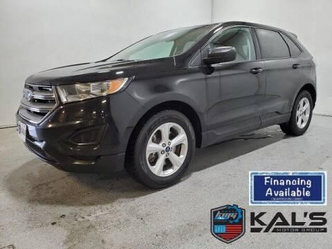 2018 Ford Edge for sale at Kal's Kars - SUVS in Wadena MN