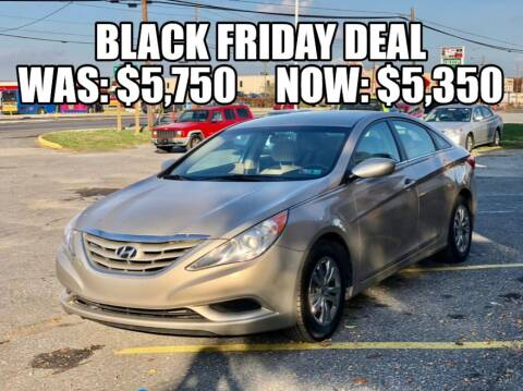 2011 Hyundai Sonata for sale at AZ AUTO in Carlisle PA