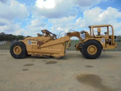 1976 Caterpillar 613 Scraper Pan for sale at Vehicle Network - Dick Smith Equipment in Goldsboro NC