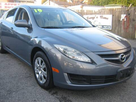 2010 Mazda MAZDA6 for sale at JERRY'S AUTO SALES in Staten Island NY