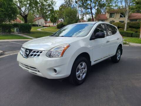 2011 Nissan Rogue for sale at E MOTORCARS in Fullerton CA