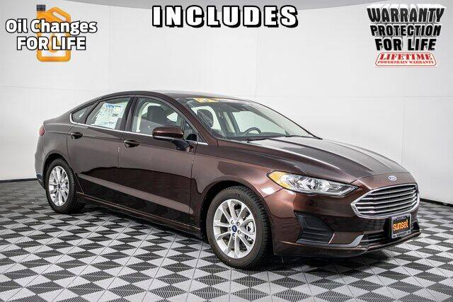 2019 Ford Fusion for sale in Sumner, WA