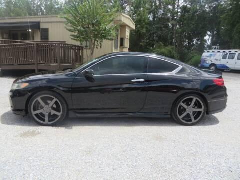 2013 Honda Accord for sale at Ward's Motorsports in Pensacola FL