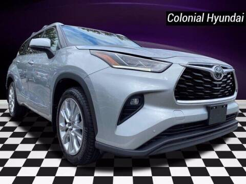 2020 Toyota Highlander for sale at Colonial Hyundai in Downingtown PA