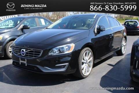2017 Volvo S60 for sale at Bening Mazda in Cape Girardeau MO