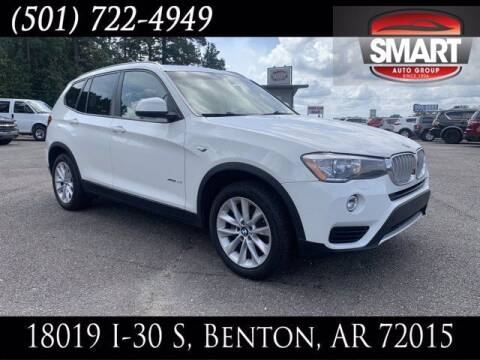 2016 BMW X3 for sale at Smart Auto Sales of Benton in Benton AR
