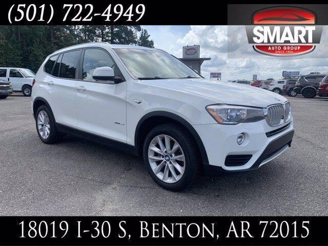 2016 BMW X3 for sale at Smart Auto Sales of Benton in Benton AR