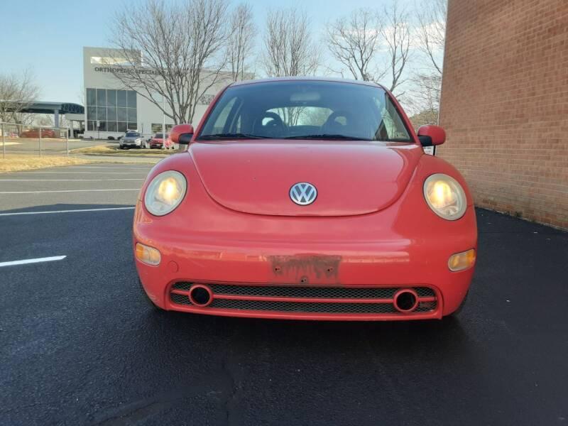 2002 Volkswagen New Beetle for sale at Fredericksburg Auto Finance Inc. in Fredericksburg VA