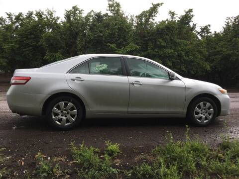 2010 Toyota Camry for sale at M AND S CAR SALES LLC in Independence OR