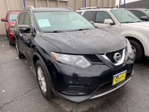 2014 Nissan Rogue for sale at New Wave Auto Brokers & Sales in Denver CO