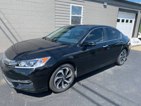 2016 Honda Accord for sale at Todd Nolley Auto Sales in Campbellsville KY