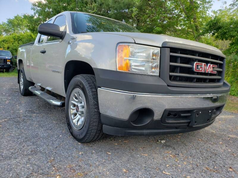 2008 GMC Sierra 1500 for sale at Jacob's Auto Sales Inc in West Bridgewater MA