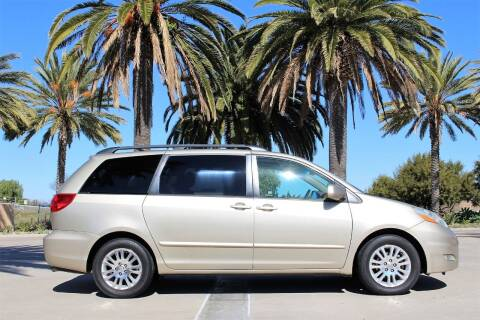 2010 Toyota Sienna for sale at Miramar Sport Cars in San Diego CA