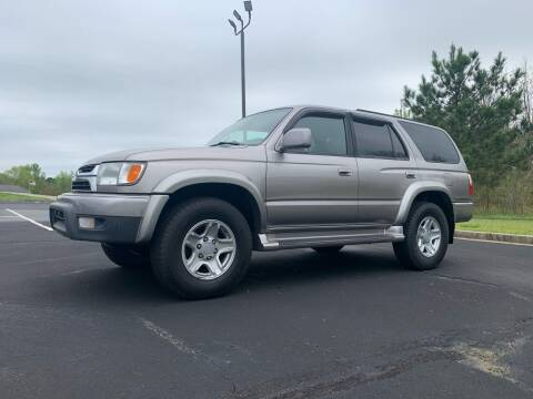 2001 Toyota 4Runner for sale at Madden Motors LLC in Iva SC