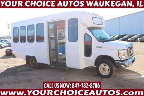 2013 Ford E-350 SD SERIES  for sale at Your Choice Autos - Waukegan in Waukegan IL
