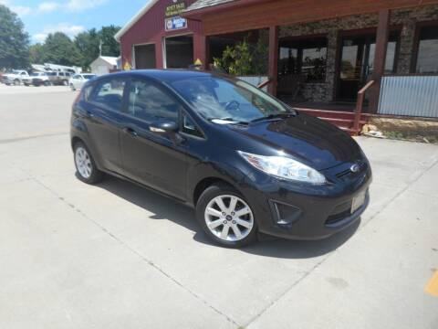 2013 Ford Fiesta for sale at Boyett Sales & Service in Holton KS