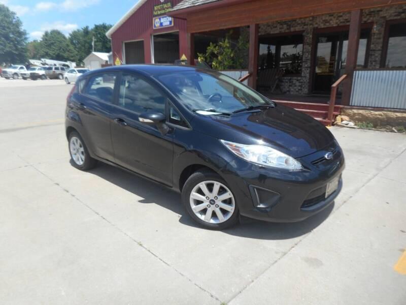 2013 Ford Fiesta for sale at Boyett Sales & Service in Holton KS
