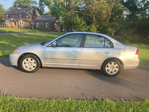 2002 Honda Civic for sale at ARS Affordable Auto in Norristown PA