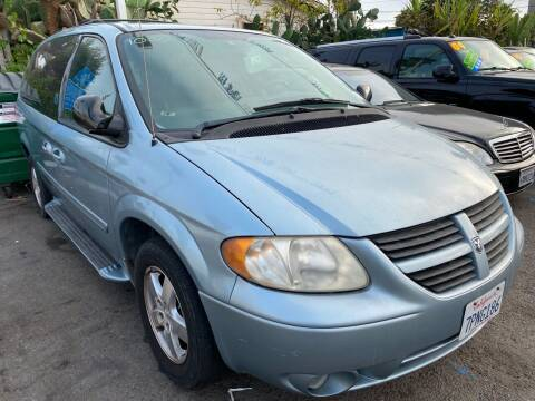2006 Dodge Grand Caravan for sale at North County Auto in Oceanside CA