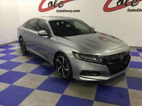 2019 Honda Accord for sale at Cole Chevy Pre-Owned in Bluefield WV