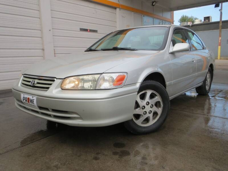 2001 Toyota Camry for sale at PR1ME Auto Sales in Denver CO
