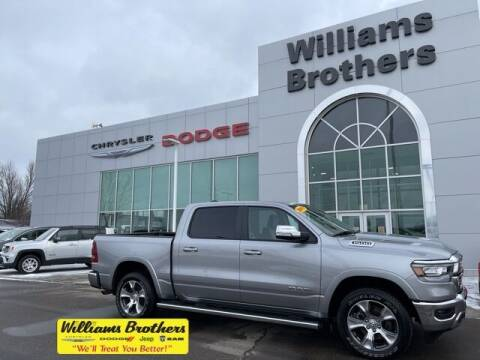 2019 RAM Ram Pickup 1500 for sale at Williams Brothers - Pre-Owned Monroe in Monroe MI