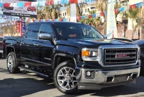 2015 GMC Sierra 1500 for sale at AMC Auto Sales Inc in San Jose CA