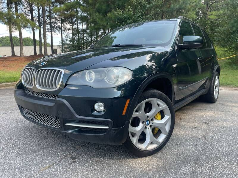 2008 BMW X5 for sale at Global Imports Auto Sales in Buford GA