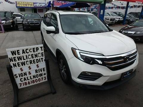 2016 Honda Pilot for sale at 4530 Tip Top Car Dealer Inc in Bronx NY