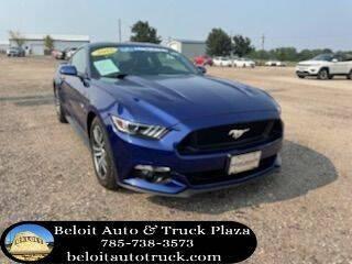 2015 Ford Mustang for sale at BELOIT AUTO & TRUCK PLAZA INC in Beloit KS