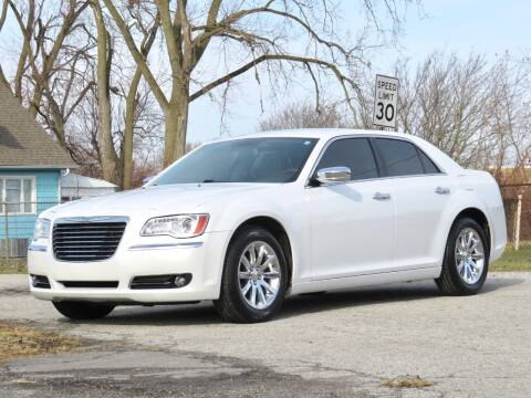 2011 Chrysler 300 for sale at Tonys Pre Owned Auto Sales in Kokomo IN
