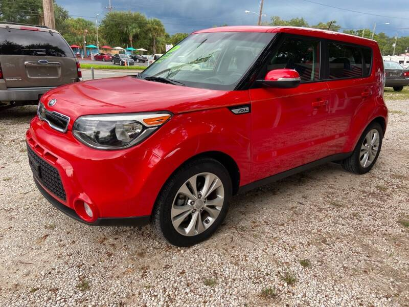 2016 Kia Soul for sale at D & D Detail Experts / Cars R Us in New Smyrna Beach FL
