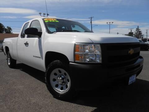 2013 Chevrolet Silverado 1500 for sale at McKenna Motors in Union Gap WA