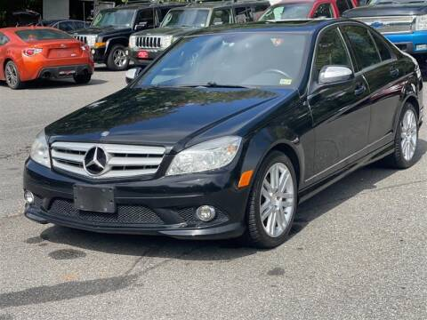 2009 Mercedes-Benz C-Class for sale at Real Deal Auto in King George VA
