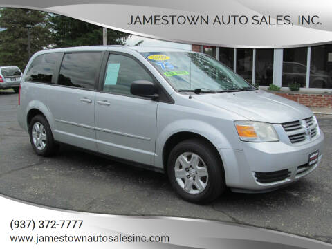2009 Dodge Grand Caravan for sale at Jamestown Auto Sales, Inc. in Xenia OH
