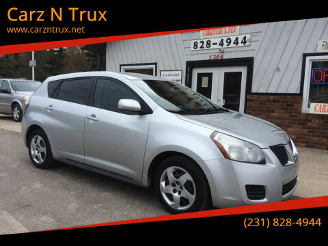 2009 Pontiac Vibe for sale at Carz N Trux in Twin Lake MI