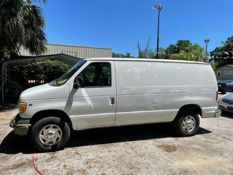 2000 Ford E-250 for sale at Import Auto Brokers Inc in Jacksonville FL