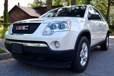 2009 GMC Acadia for sale at Wheel Deal Auto Sales LLC in Norfolk VA