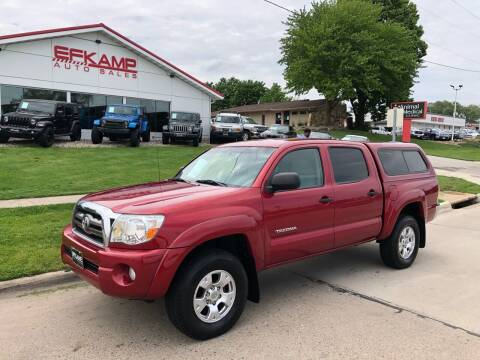 2005 Toyota Tacoma for sale at Efkamp Auto Sales LLC in Des Moines IA
