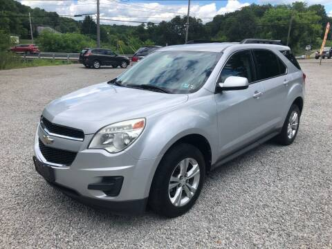 2011 Chevrolet Equinox for sale at R.A. Auto Sales in East Liverpool OH