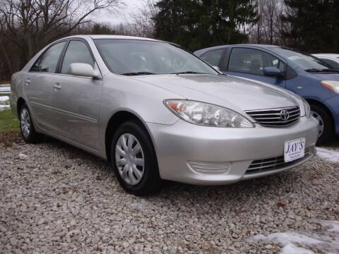 2005 Toyota Camry for sale at Jay's Auto Sales Inc in Wadsworth OH