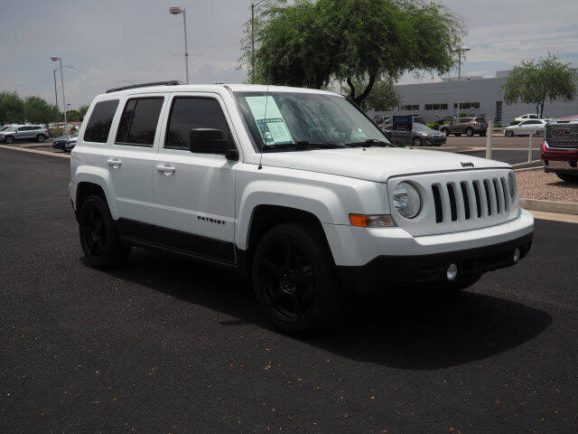 2017 Jeep Patriot for sale at CarFinancer.com in Peoria AZ