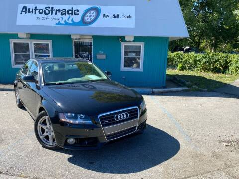 2009 Audi A4 for sale at Autostrade in Indianapolis IN