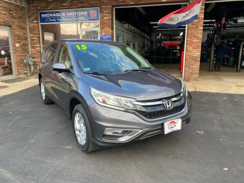 2015 Honda CR-V for sale at Michaels Motor Sales INC in Lawrence MA