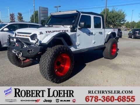 2020 Jeep Gladiator for sale at Robert Loehr Chrysler Dodge Jeep Ram in Cartersville GA