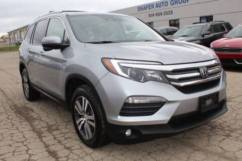2017 Honda Pilot for sale at SHAFER AUTO GROUP in Columbus OH