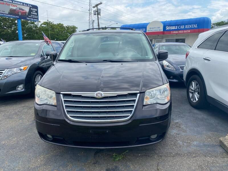 2010 Chrysler Town and Country for sale at Union Avenue Auto Sales in Hazlet NJ