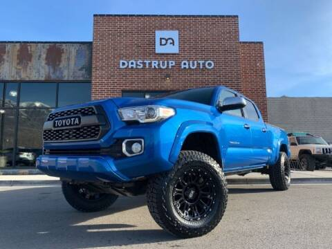 2016 Toyota Tacoma for sale at Dastrup Auto in Lindon UT