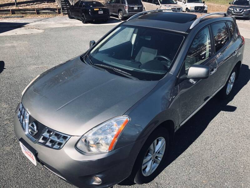 2013 Nissan Rogue for sale at Trimax Auto Group in Baltimore MD