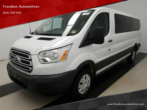 2015 Ford Transit Passenger for sale at Freedom Automotives in Grove City OH